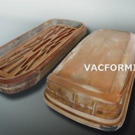 Дизайн и изготовление форм для вакуумной формовки